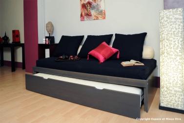 lit gigogne espace et mieux tre. Black Bedroom Furniture Sets. Home Design Ideas