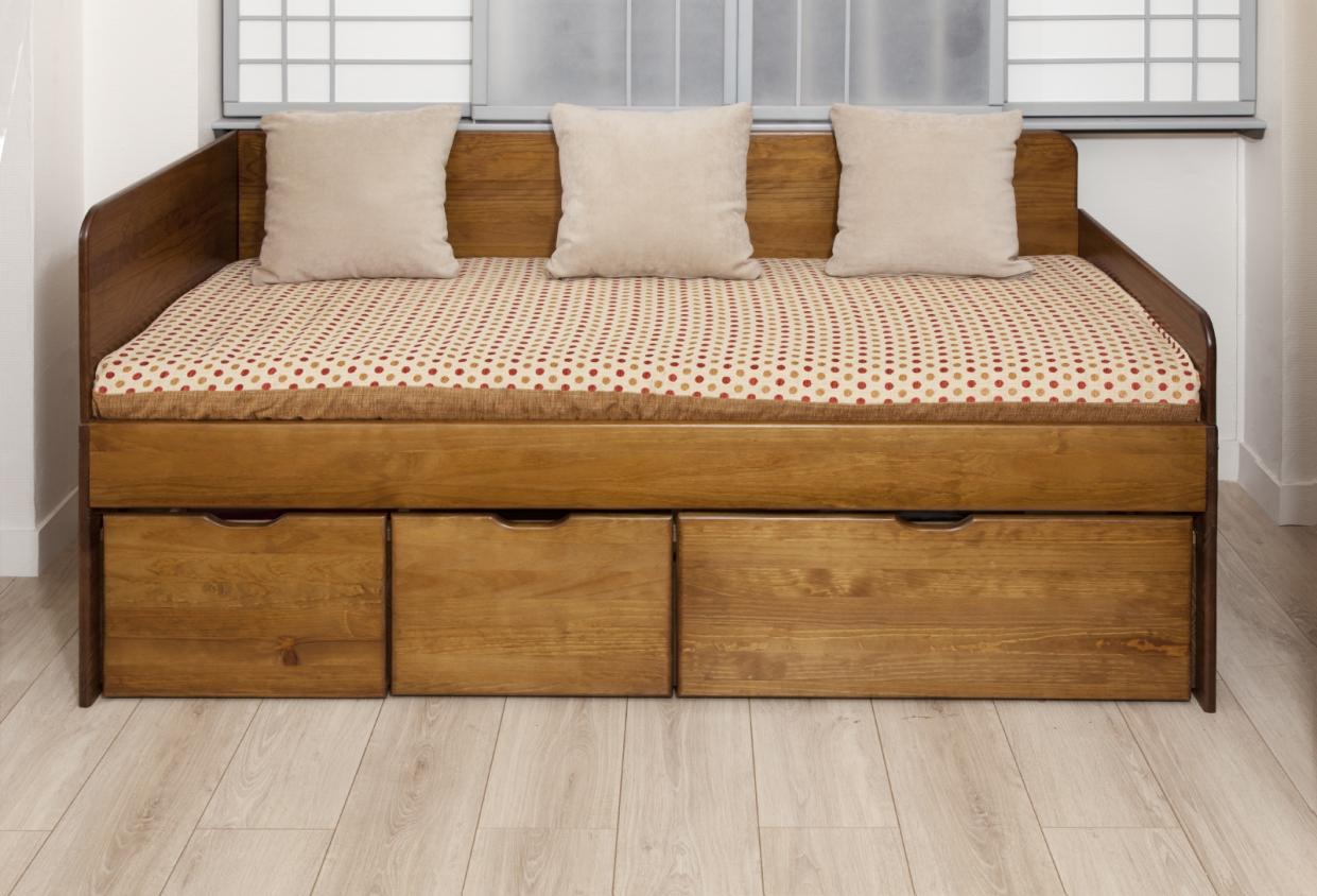 lit avec rangements int gr s fashion designs. Black Bedroom Furniture Sets. Home Design Ideas